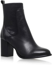 Kurt Geiger | Nettle High Heel Ankle Boots | Lyst