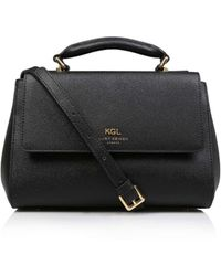 Kurt Geiger - Richmond Sm Satchel - Lyst