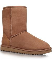 UGG - Mens Short Chestnut In Brown - Lyst