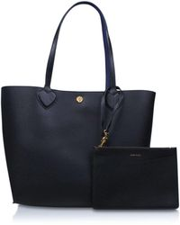 Anne Klein - Reversable Tote In Black Other - Lyst
