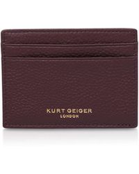 Kurt Geiger - E Card Holder - Lyst