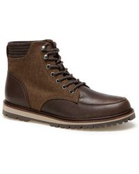7f6f0ebac0bfd4 Lyst - Lacoste Sherbrooke H in Brown for Men