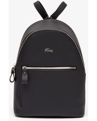 Lacoste - Daily Classic Coated Canvas Backpack - Lyst