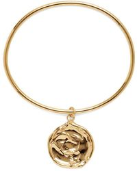 Lady Grey - Palette Bangle In Gold - Lyst