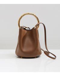 Marni - Mini Pannier Bag - Lyst