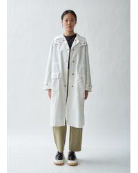 Mackintosh - Hooded Rain Coat - Lyst