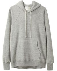 Moderne - Hooded Sweatshirt - Lyst