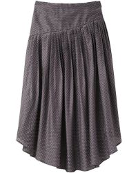 Boy by Band of Outsiders - Pleated Skirt - Lyst