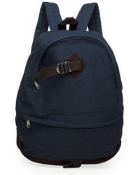 A.P.C. - Canvas Backpack - Lyst