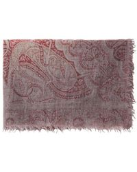Golden Goose Deluxe Brand - Cashmere Foulard Scarf - Lyst