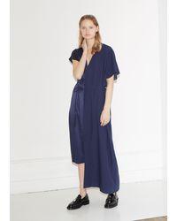Hope - Temple Contrast Dress - Lyst