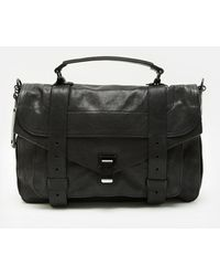 Proenza Schouler - Ps1 Medium Leather Bag - Lyst