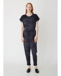 Raquel Allegra Vintage Black Short Sleeve Romper