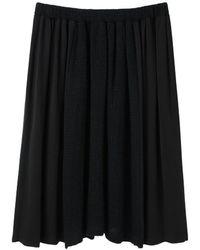 Zucca - Combination Skirt - Lyst