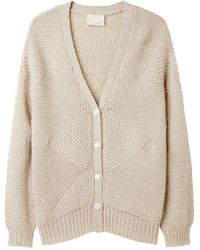 Girl by Band of Outsiders - Diamond Cardigan - Lyst