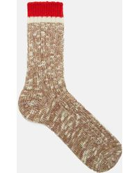 Undercover - Color Mix Socks - Lyst