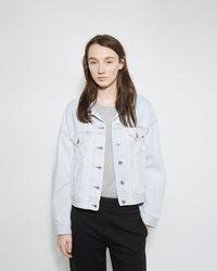 Acne Studios - Lab Bleach Denim Jacket - Lyst