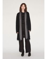 Lost & Found - Raw Cut Coat - Lyst