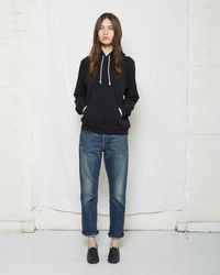Moderne - Boy Hooded Sweatshirt - Lyst