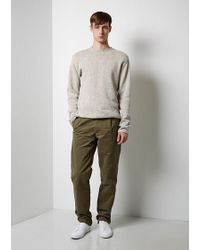 MHL by Margaret Howell - Worker Chino - Lyst