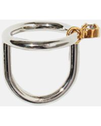 Jil Sander | Connection Ring | Lyst
