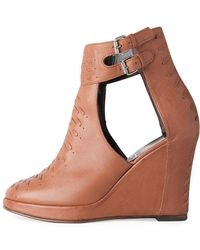 Opening Ceremony - Double Buckle Wedge - Lyst