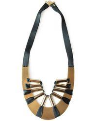 Marion Vidal - Jabot D'or Necklace - Lyst