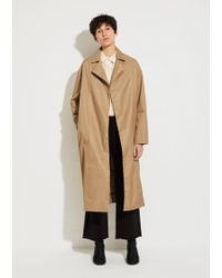 Moderne - Writer Trench Coat - Lyst