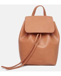 Mansur Gavriel - Mini Leather Backpack - - Lyst