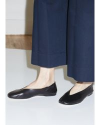 Acne Studios - Oddry Flat Shoes - Lyst