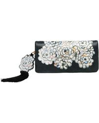 Tsumori Chisato - Fluffy Flower Wallet - Lyst