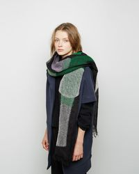 Tsumori Chisato - Needle-felted Scarf - Lyst