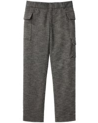 Boy by Band of Outsiders - Cargo Pocket Pant - Lyst