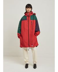 Martine Rose - Oversized Raincoat - Lyst