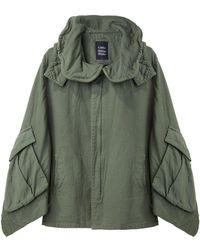 Limi Feu - Hooded Utility Jacket - Lyst