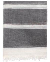 Tsumori Chisato - Stripe Stole - Lyst
