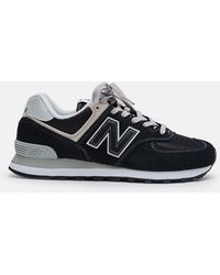 brand new 0ff0f d3e3e Lyst - New Balance Ml515hnd Classic Sneakers, Olive in Black ...