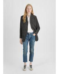 Isabel Marant - Elis Oversized Jacket - Lyst