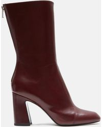 Lemaire - Leather Boots - Lyst