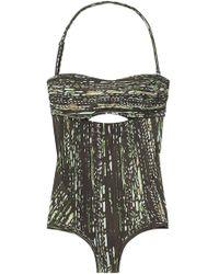Zero + Maria Cornejo - Oona Swimsuit - Lyst