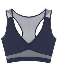 VPL - Trapeze Bikini Top - Lyst