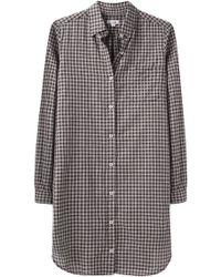 Steven Alan - Classic Shirtdress - Lyst