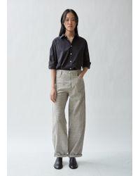 Hope - Craft Cotton Linen Trouser - Lyst