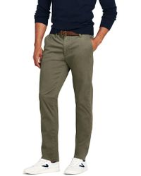 Lands' End - Everyday Stretch Chinos, Slim Fit - Lyst