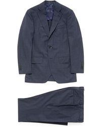 Tomorrowland - Ermenegildo Zegna Cool Effect® Check Plaid Wool Suit - Lyst
