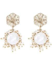 Corte drop earrings Rosantica 8ZMZfnrW