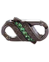 Stephen Webster | 'england Made Me' Tsavorite Sapphire Bead Bracelet | Lyst