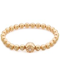 Shamballa Jewels - 'tennis' Diamond 18k Gold Bracelet - Lyst