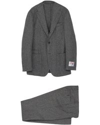 Ring Jacket - 'new Balloon' Wool Suit - Lyst
