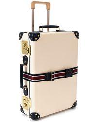 """Globe-Trotter - Centenary 20"""" Trolley Case With Webbing Belt - Lyst"""
